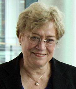 Profilbild von Dr. Eva-Maria Mandelkow