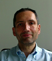 Profilbild von Prof. Dr. Paolo Salomoni
